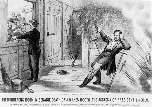 Documenting The Death Of An Assassin History Smithsonian