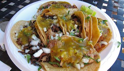 The Messy History of Tacos