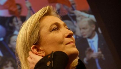 Marine Le Pen Denies State's Role in Deporting French Jews During WWII