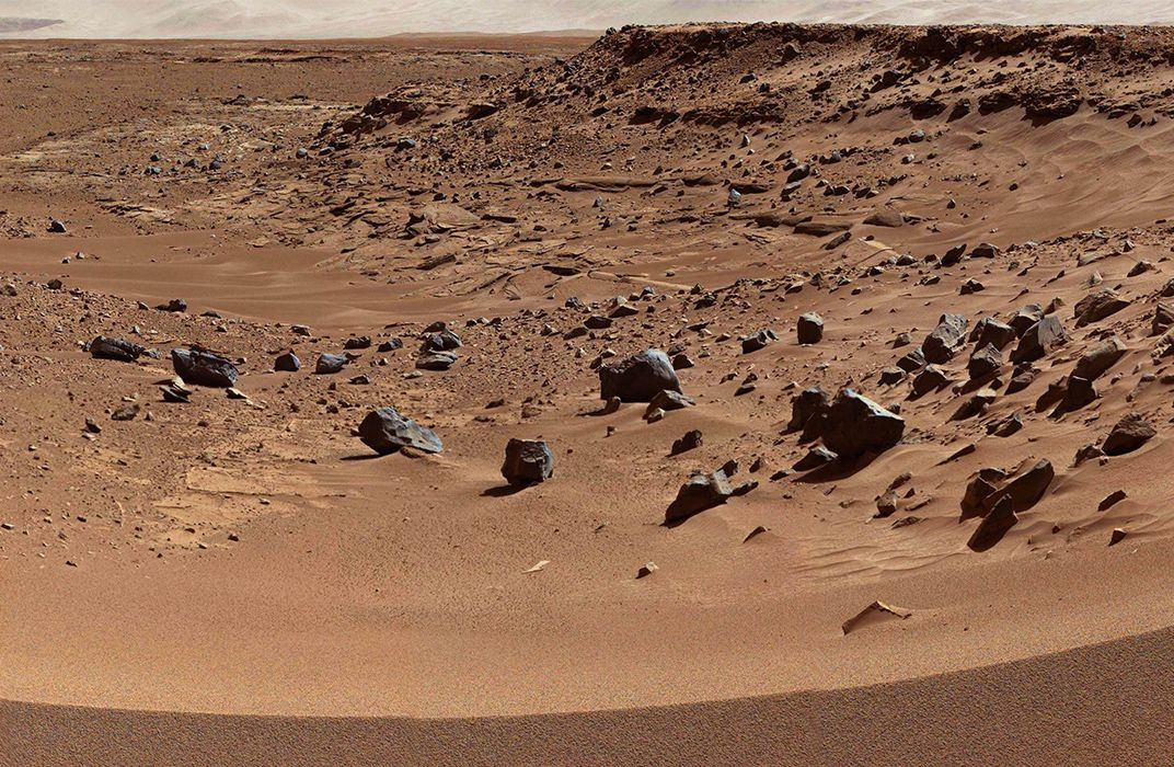 pictures from mars - 1072×700