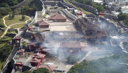 Volunteers Digitally Revive Japan's Shuri Castle Following October Fire