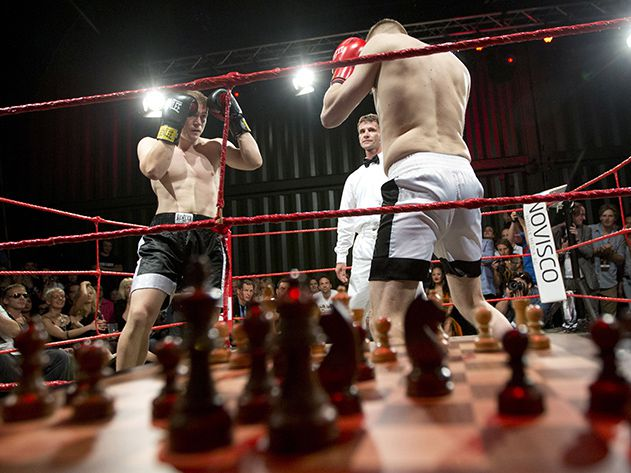 TKO By Checkmate: Inside the World of Chessboxing | Arts