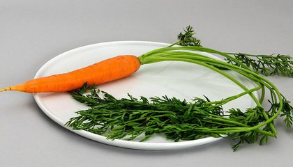 Eat Your Carrot Greens