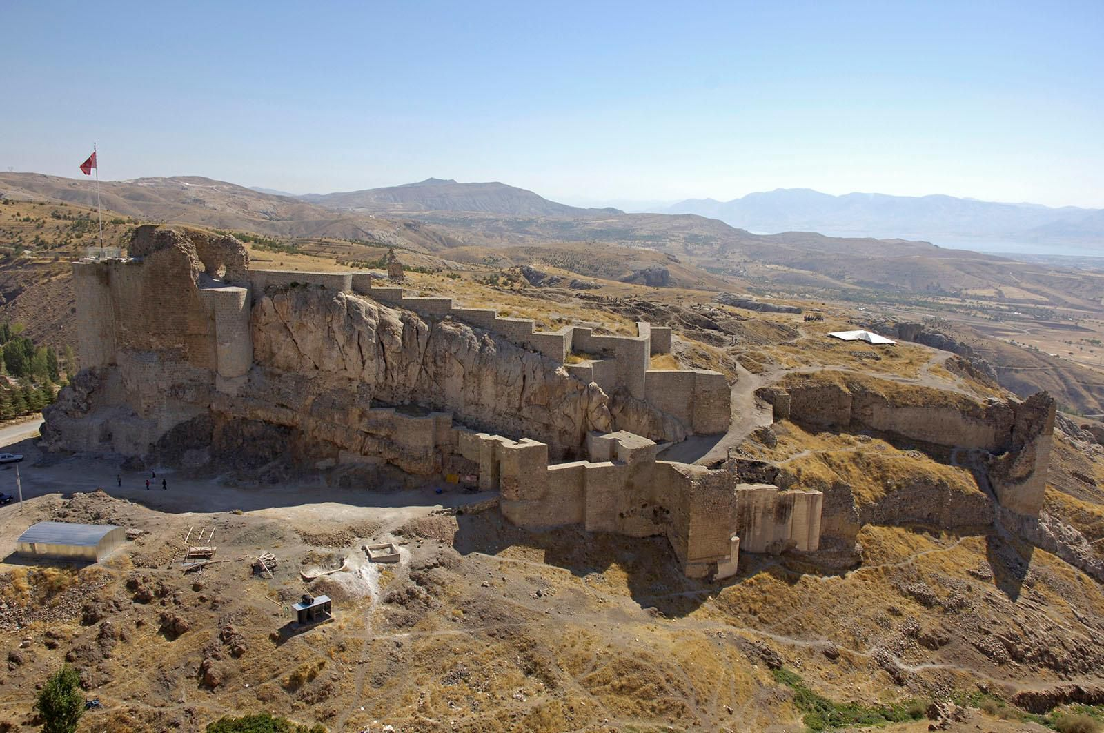 2,800-Year-Old Castle Linked to Enigmatic Ancient Civilization Found in Turkey