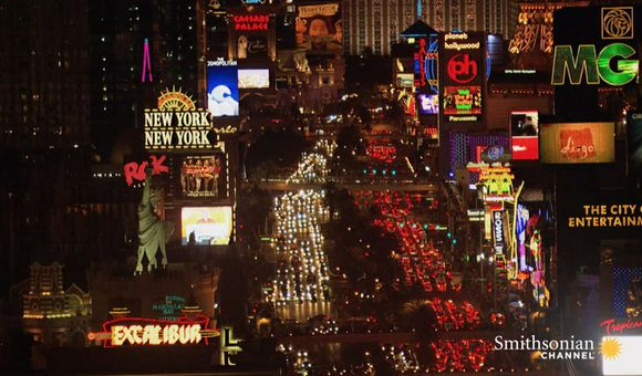 Preview thumbnail for video'A New View of Vegas