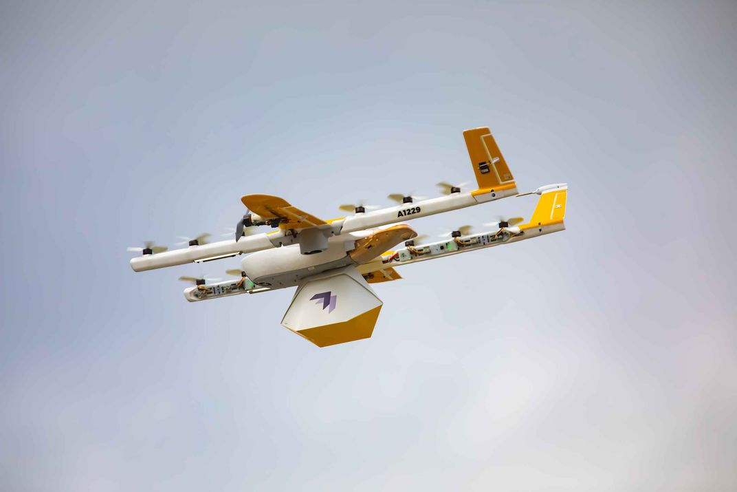 Delivery Drone A1229