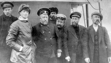 The First Arctic Flight—in 1914