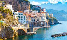 Naples, Pompeii, and the Amalfi Coast: A Tailor-Made Journey to Southern Italy description