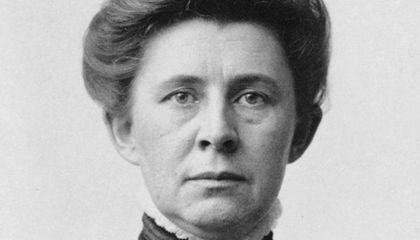 The Woman Who Took on the Tycoon