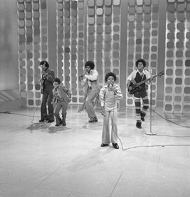Michael Jackson and Jackson Five