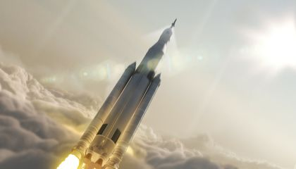 Meet the Newly Approved Rocket That Will Take People To Mars