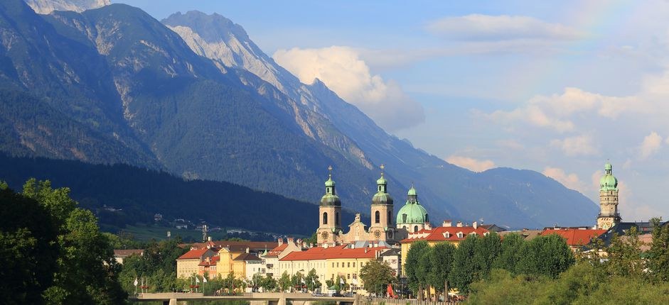 Treasures of the Alps Discover this awe-inspiring region's history, arts, landscapes, and Alpine trains