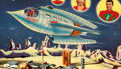 How Artists, Mad Scientists and Speculative Fiction Writers Made Spaceflight Possible