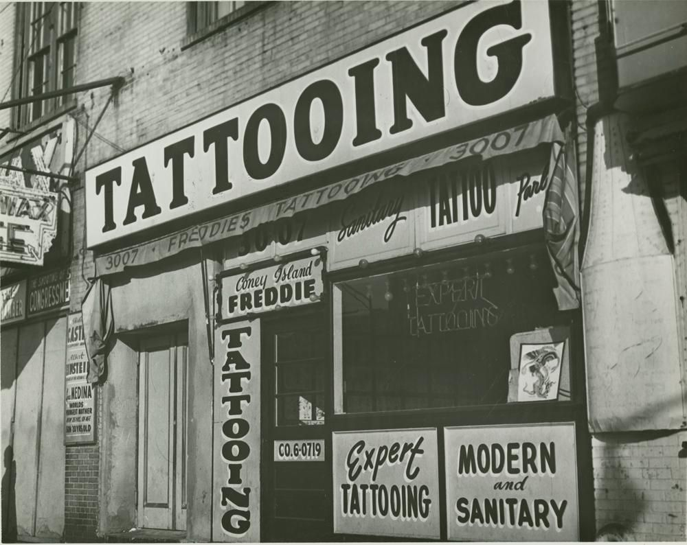 Tattooing Was Illegal in New York City Until 1997 | Travel | Smithsonian