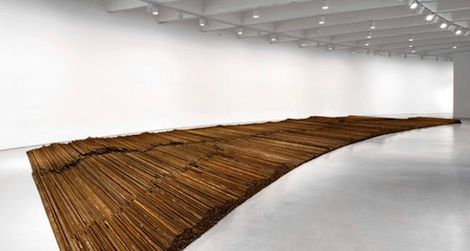 'Straight' (2008-12) by Ai Weiwei