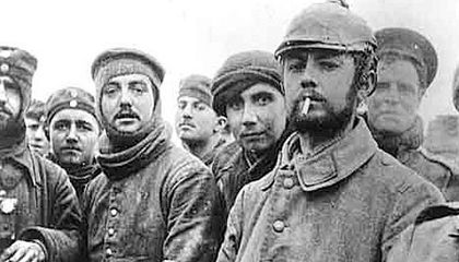 Wwi Christmas Truce.The Story Of The Wwi Christmas Truce History Smithsonian