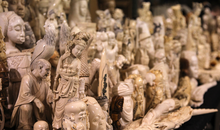Why is the U.S. Government Crushing Six Tons of Valuable Ivory?