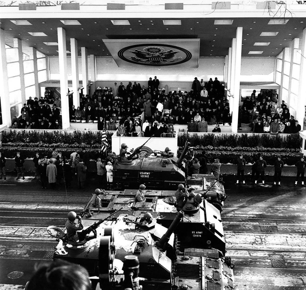 The History of Military Parades in the U S  | Smart News