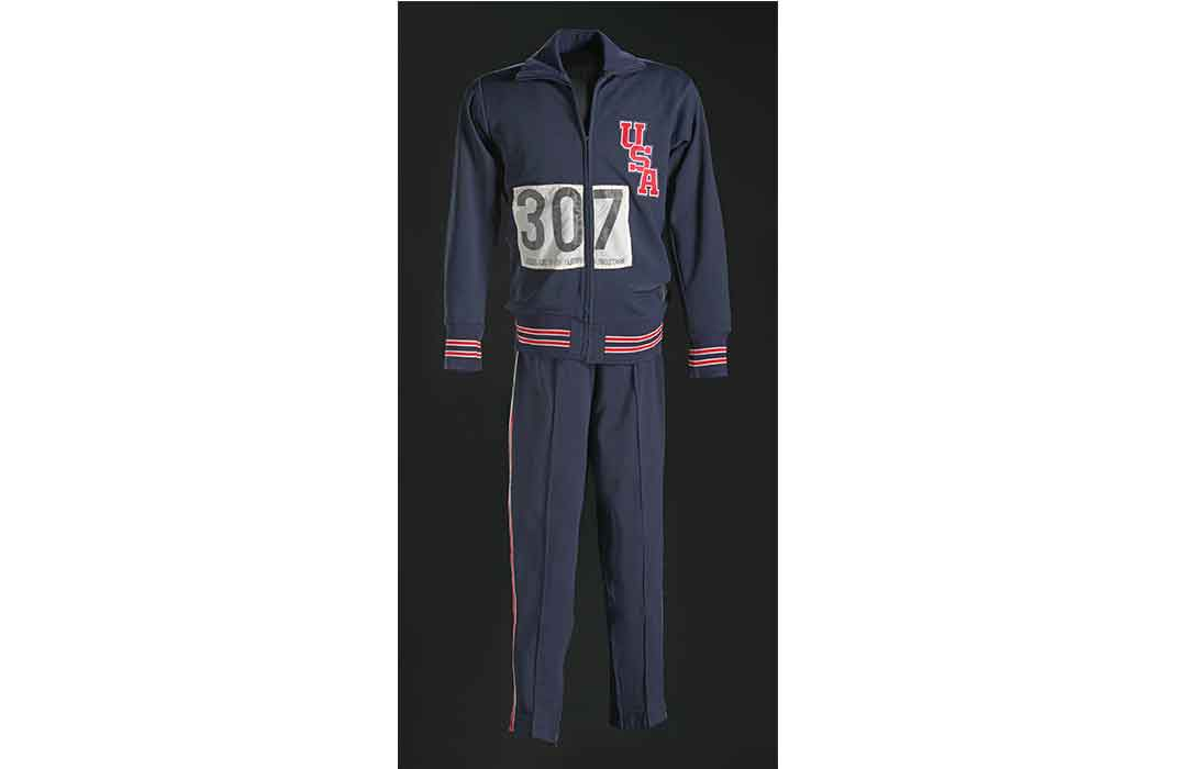 Tommie Smith Olympic warm-up suit