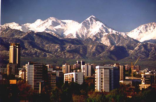 Almaty, Kazakhstan, will be home to a new $102 million dollar biosecurity lab.