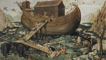 Ten Ancient Stories and the Geological Events That May Have Inspired Them