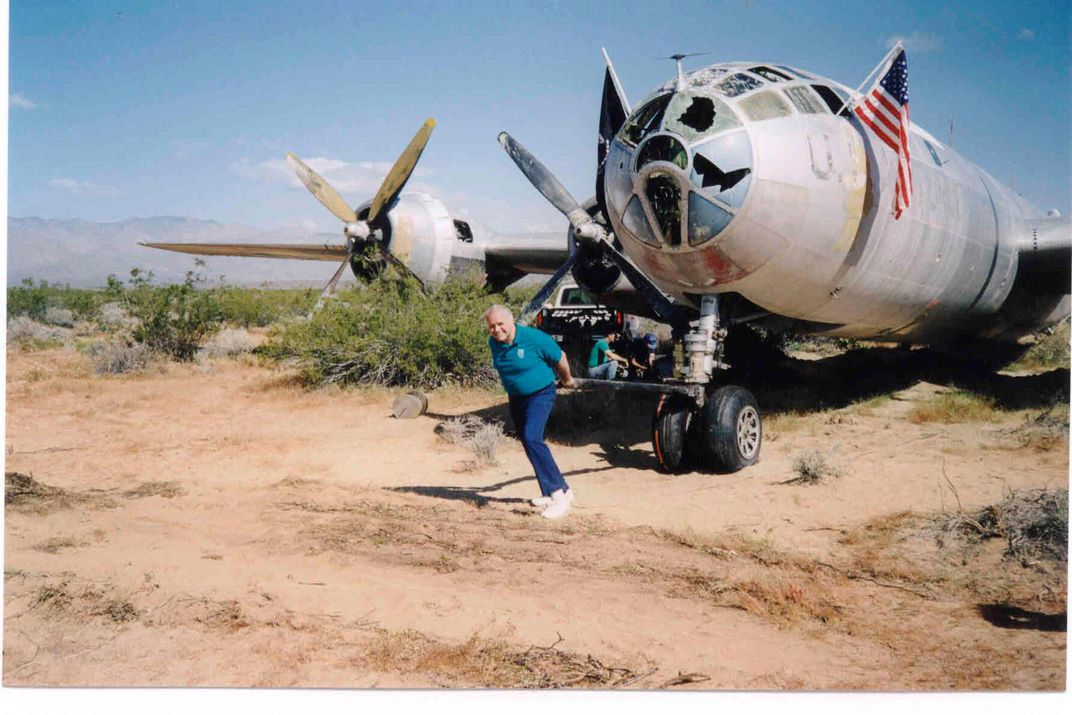"""Meet """"Doc,"""" One of Only Two Flying B-29s in the World"""