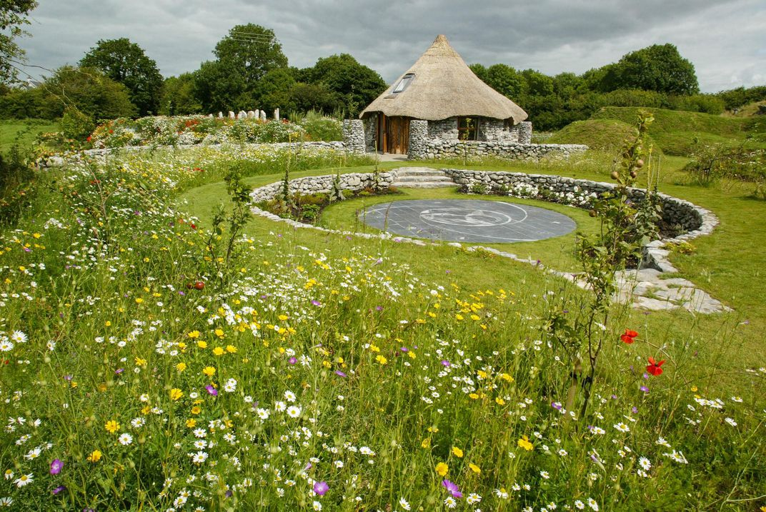 The unlikely charming designer who is changing the face for Irish garden designs