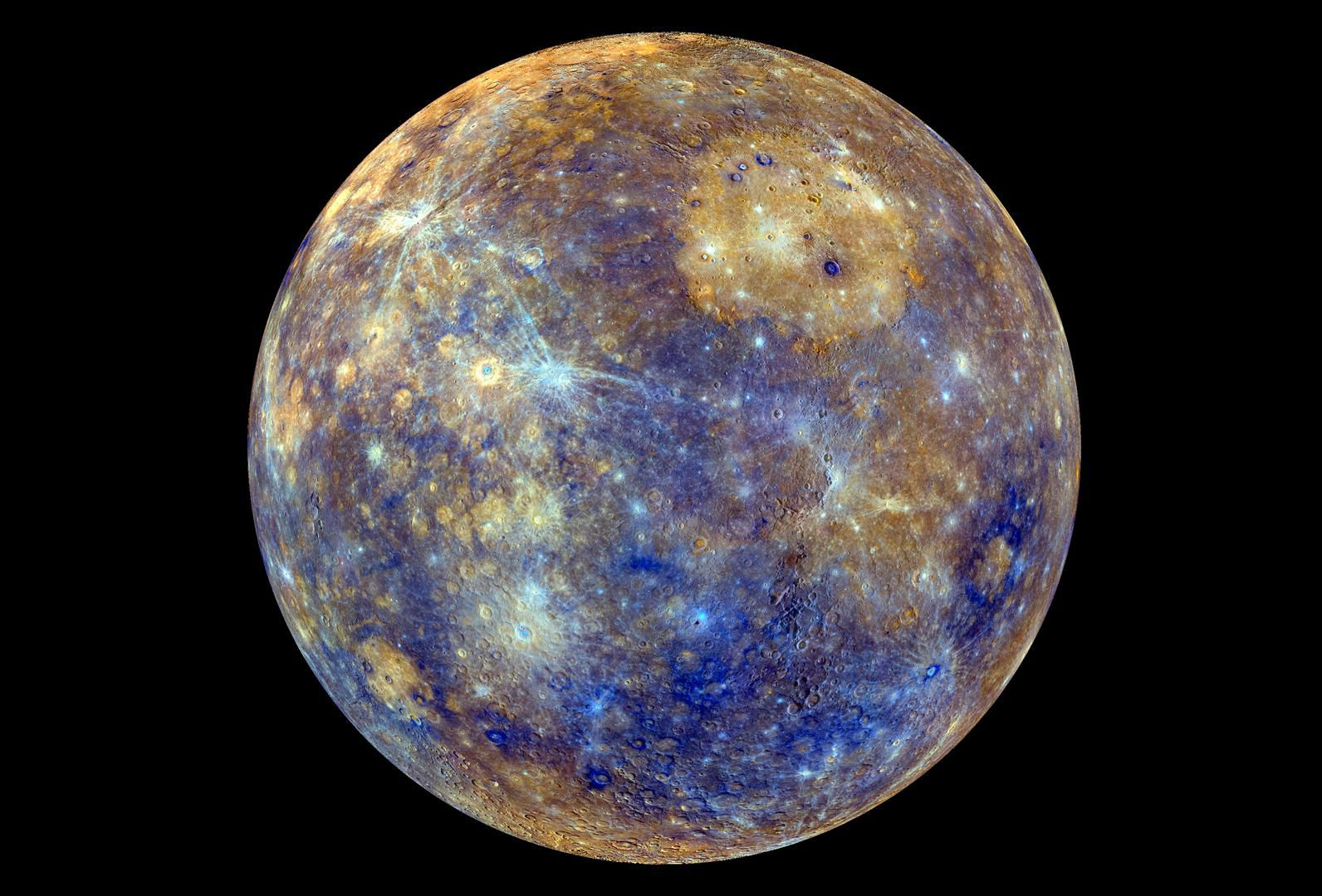 Earth May Have Become Magnetic After Eating a Mercury-Like Object