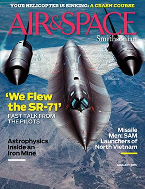 Preview thumbnail for video 'Air & Space Magazine (1-Year Subscription)