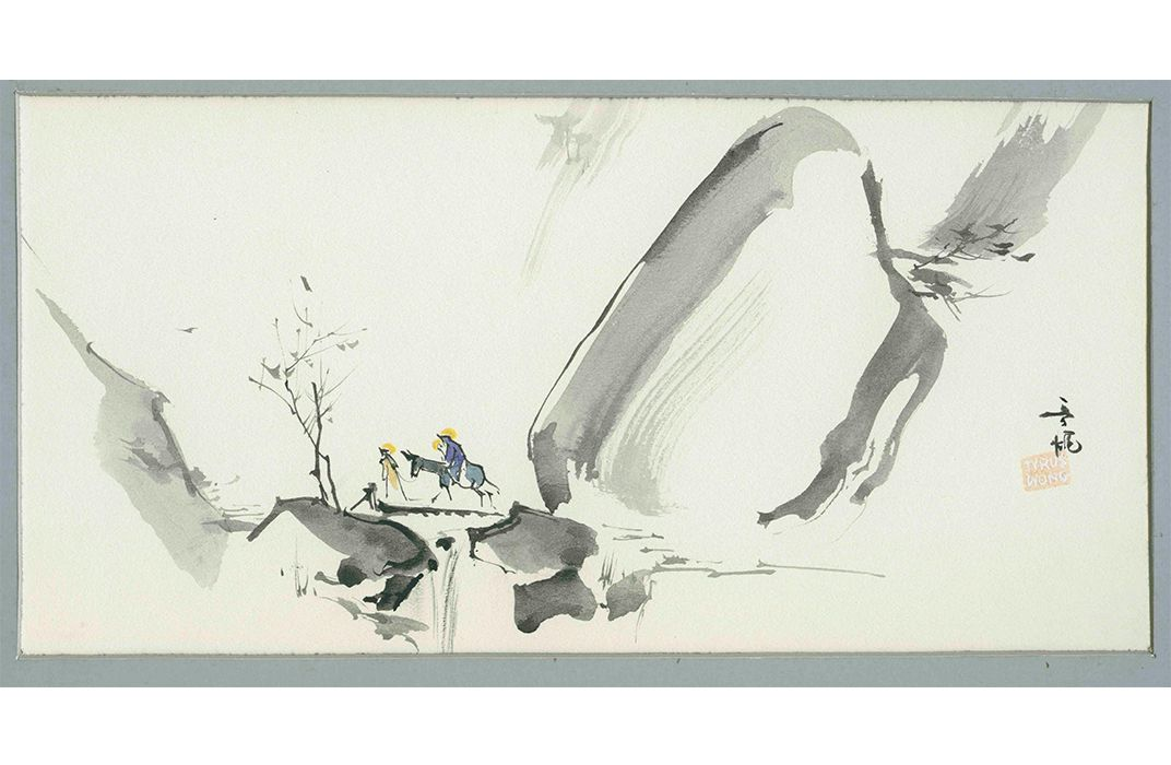 Artist Tyrus Wong\'s Brush With Destiny | At the Smithsonian ...