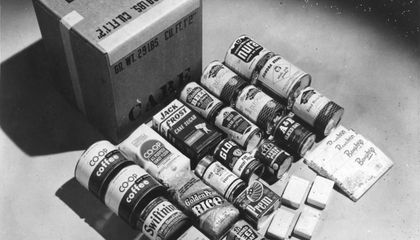 How WWII Created the Care Package