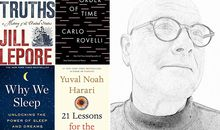 Smithsonian.com's Chief Digital Officer Shares His Favorite Books of the Year