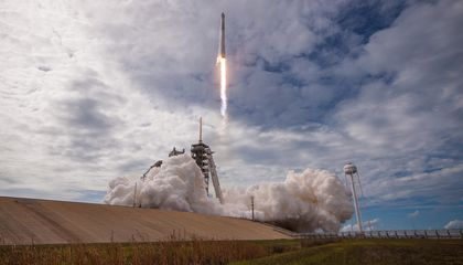 SpaceX Attempts First Fully Recycled Mission to the Space Station