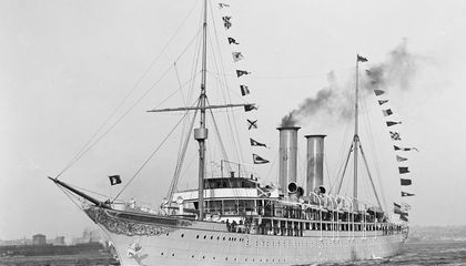 The History of the World's First Cruise Ship Built Solely for Luxurious Travel