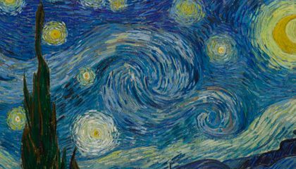 Van Gogh S Night Visions Arts Culture Smithsonian