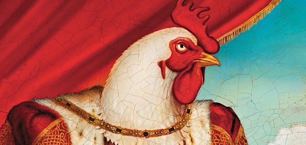 How The Chicken Conquered The World History Smithsonian