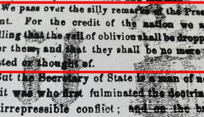 My Great-Great-Grandfather Hated the Gettysburg Address. 150 Years Later, He's Famous For It