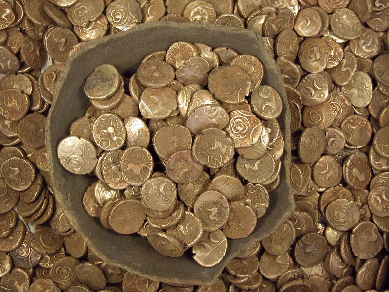 Hoard of Gold Coins Found in California | Smart News ...