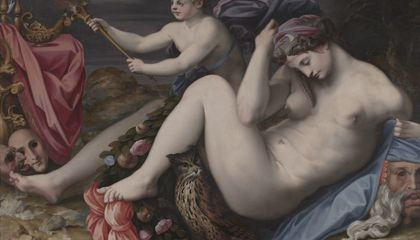 Earliest Images of Breast Cancer Found in Renaissance Paintings