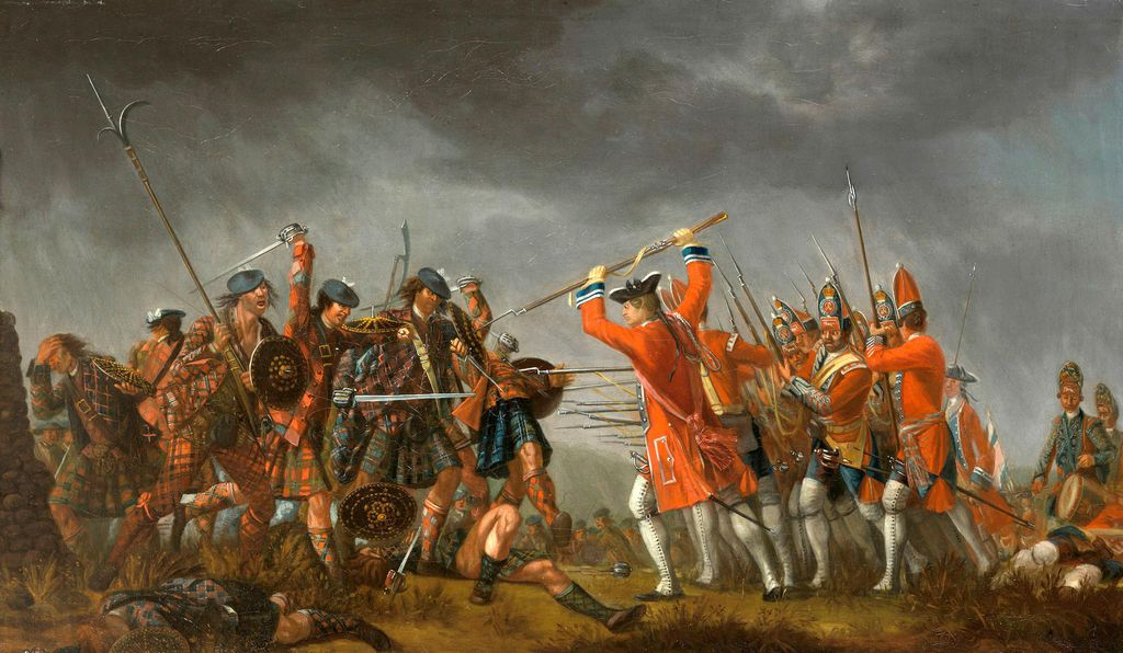 Charles Edward Stuart, or Bonnie Prince Charlie, lost the Battle of Culloden in less than an hour.