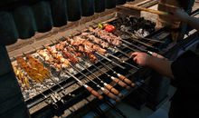 Armenia's Favorite Grilling Pastime image
