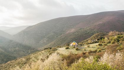 Spain Has Turned a Ghost Town Into an Off-Grid Eco-Village