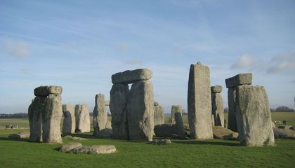 A Man Once Bought Stonehenge for his Wife, and She Was not Pleased