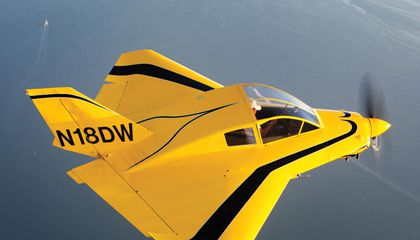 Some Homebuilt Airplanes Create a Movement. This One Created a Family.