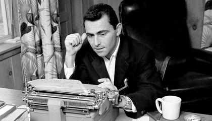 An Early Run-In With Censors Led Rod Serling to 'The Twilight Zone'