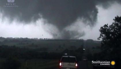 This Family Hid From a 300 MPH Tornado in a Water Pipe