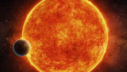 Exoplanet Discovery Arrives in Time for New Telescope Technology