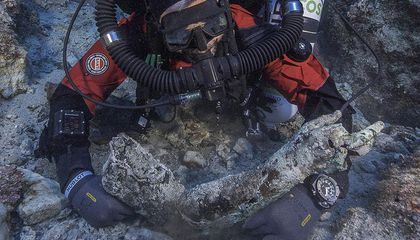 Antikythera Shipwreck Yields New Cache of Treasures, Hints More May Be Buried at Site