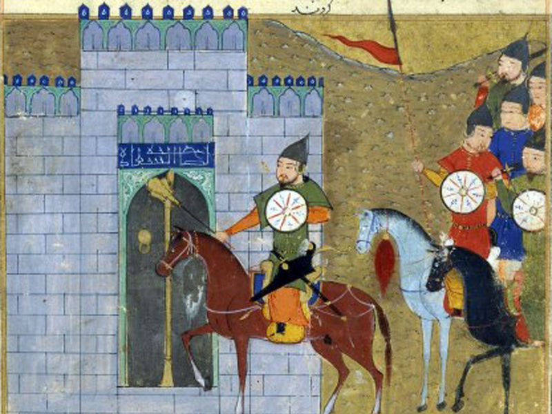 Warm, Wet Times Spurred Medieval Mongol Rise | Science | Smithsonian