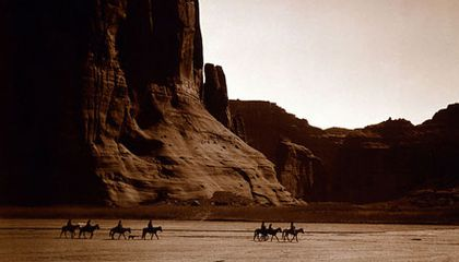 Edward Curtis' Epic Project to Photograph Native Americans